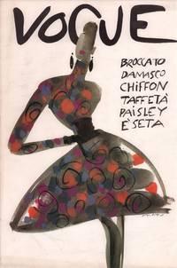 image of Vogue [Italia]. HEFT: Supplemento al N. 462, Settembre 1988: Broccato, Damasco, Chiffon, Taffetŕ, Paisley e' Seta.