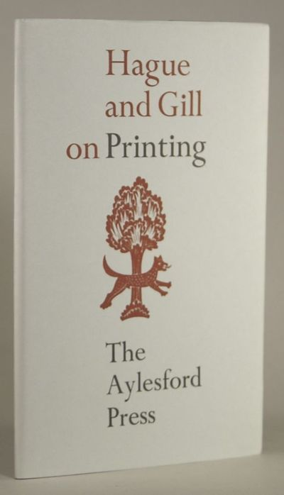 : The Aylesford Press, 1993. Octavo, with a frontispiece portrait of the author, black quarter-buckr...