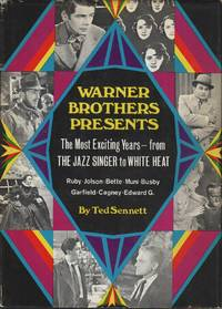 WARNER BROTHERS PRESENTS: The Most Exciting Years – From The Jazz Singer to White Heat