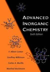 image of Advanced Inorganic Chemistry
