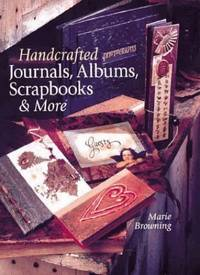 image of Handcrafted Journals Albums, Scrapbooks and More