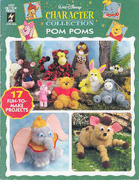 Walt Disney Character Collection Pom Poms