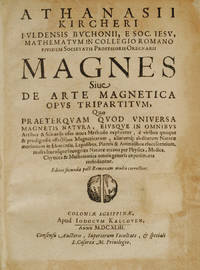 Magnes sive de arte magnetica opus tripartitum