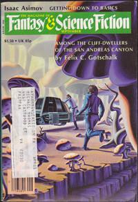 The Magazine of Fantasy & Science Fiction, September 1980 (Vol 59, No 3)