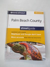Rand McNally Palm Beach County Street Guide, Florida