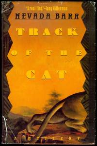 Track of the Cat by  Nevada Barr - Hardcover - Signed - 1993 - from Bookmarc's (SKU: EC44930BB)