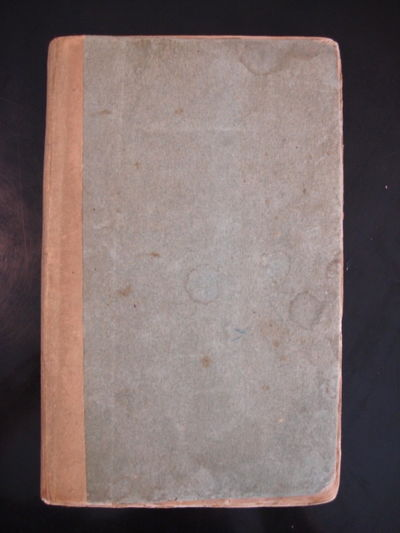 Boston: Samuel Hall, 1801. First Edition. Boards. Very good. 8vo. 67,(1)pp. Orig. boards, untrimmed....