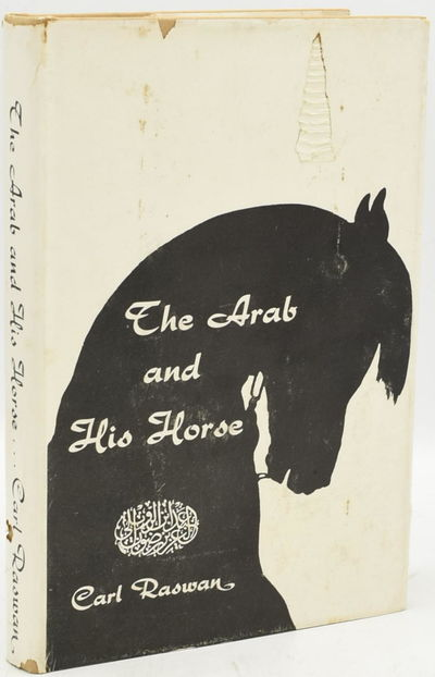Privately Printed for Raswan, 1955. First Edition. Hard Cover. Good binding/Good dust jacket. This F...