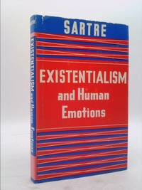 Existentialism and Human Emotions by  Jean-Paul Sartre - Hardcover - 1982 - from ThriftBooks and Biblio.com
