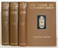 The Tomb of Tut Ankh Amen Discovered by the Late Earl of Carnarvon and Howard Carter  [In Three Volumes]
