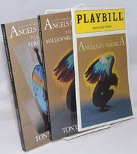 Angels in America: a gay fantasia on national themes. Part one: Milleneum Approaches, with original Playbill; Part two: Perestroika