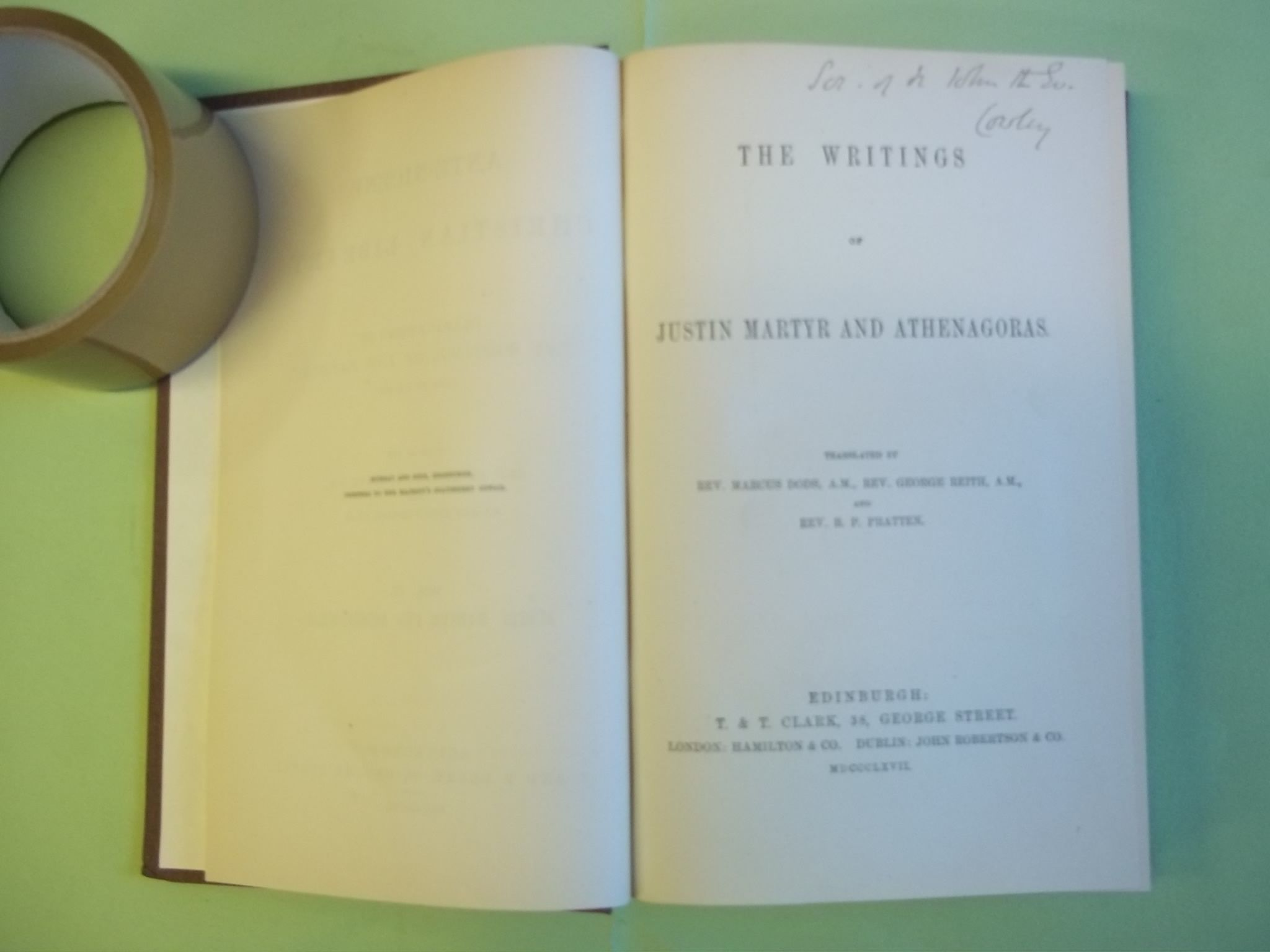 justin martyr writings How we christians worship  of the apostles or the writings of the prophets  begin studying early christian worship than with this account of justin martyr.
