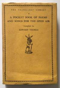 image of A Pocket Book of Songs for the Open Air
