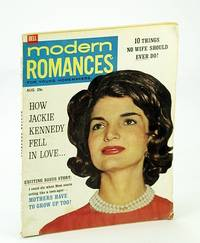 Modern Romances - For Young Homemakers, August (Aug.) 1962 - Jackie Kennedy Cover
