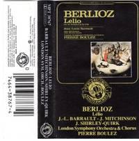 Lelio - ou le retour a la vie, Op.14b [AUDIO CASSETTE]