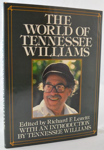 New York: G.P. Putnam's Sons, 1978. First Edition. SIGNED by Tennessee Williams and Richard Leavitt ...