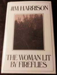 The Woman Lit by Fireflies    (Signed)