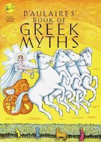 D'Aulaires' Book of Greek Myths (Paperback)