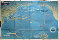NavWar Map No.4. The North Pacific Area.