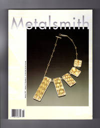 Metalsmith Magazine - Spring, 1997. Volume 17, No. 2. Cover: Judy Mihalisin Necklace, 1996. Judy Mihalisin; Silver and Electrum; Bill Ruth and Susan Mahlstedt; Charcoal Dust Bluing