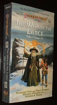 The War of the Lance Tales Volume VI by Margaret Weis - Paperback - reprint - 1992 - from biblioboy and Biblio.com