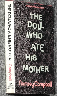 The Doll Who Ate His Mother: A Novel Of Modern Terror [arc]