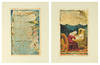 View Image 1 of 2 for Songs of Innocence and of Experience, Plates 16 and 17: A Cradle Song. Inventory #124113
