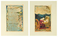 Songs of Innocence and of Experience, Plates 16 and 17: A Cradle Song.