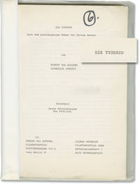 image of Die Tigerin [The Tigress] (Original screenplay for the 1992 film)