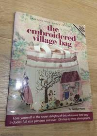 image of The Embroidered Village Bag