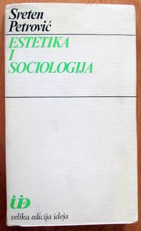 image of Estetika I Sociologija. Uvod U Savremenu Sociologiju Umetnosti. (Aesthetics and Sociology . Introduction In Contemporary Sociology Arts)