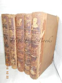image of Memorial Edition of Thomas Bewick's Works in 5 Vols. [Volumes I and II: British Birds, Volume III: History of Quadrupeds, Volume IV: Aesop's Fables,  Volume V: Memoir [complete]