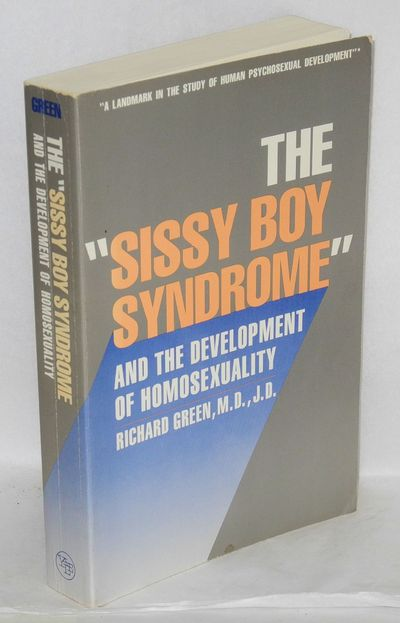 Sissy boy syndrome and the development of homosexuality foto 53