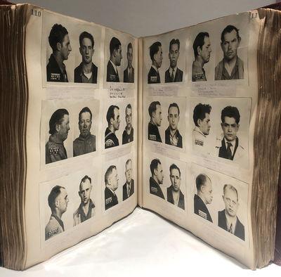 Album of Mugshots of Criminals...