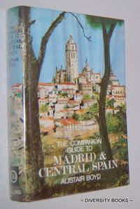 image of THE COMPANION GUIDE TO MADRID & CENTRAL SPAIN