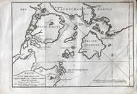 Karte von der Bay von Chin-Chew oder Chang-Chew nebst den Eylanden Emowi und Quemowi. Nach...