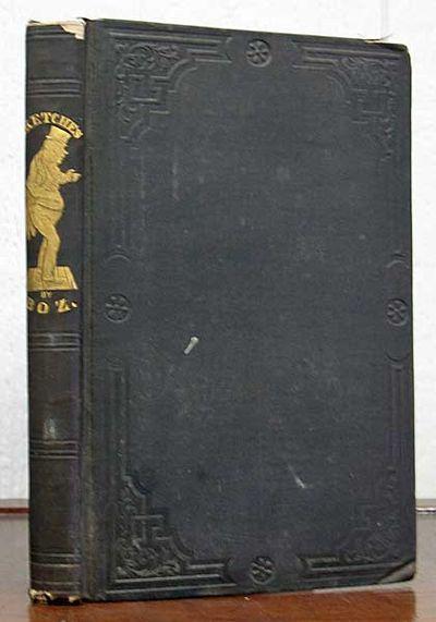 Philadelphia: Published by Getz Buck & Co, 1853.