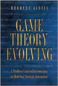 GAME THEORY EVOLVING by Herbert Gintis - Paperback - 2000 - from Atlanta Vintage Books (SKU: 20612)