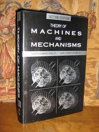 Theory of Machines and Mechanisms 2nd edition