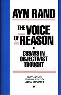The Voice of Reason: Essays in objectivist Thought.