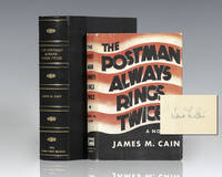 The Postman Always Rings Twice. by  James M Cain - Signed First Edition - 1934 - from Raptis Rare Books (SKU: 114122)