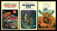 QANAR SEQUENCE - The Quest of the Wolf: Book One: Phoenix Prime; Book Two: The Sorceress of Qar; Book Three: Star Wolf