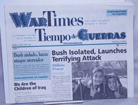 War Times, 2003, Apr-May The First Casaulty of War is Truth