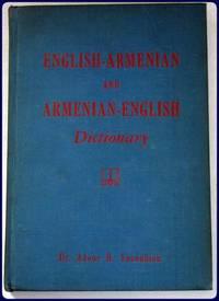 ENGLISH-ARMENIAN AND ARMENIAN-ENGLISH CONCISE DICTIONARY.