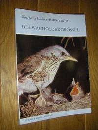 image of Die Wacholderdrossel. Turdus pilaris