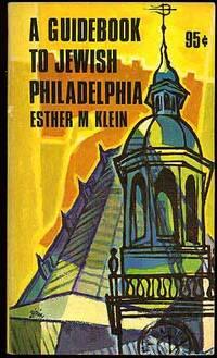 Philadelphia: Philadelphia Jewish Times, 1965. Softcover. Fine. First edition. Fine in wrappers. Ilu...