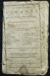 The Citizen & Farmer's Almanac, For the Year of our Lord 1794 . . . Carefully Calculated for the Latitude and Meridian of Philadelphia by Abraham Shoemaker