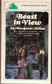 Beast in View by  Margaret Millar - Paperback - 1st Printing - 1966 - from John Thompson and Biblio.com