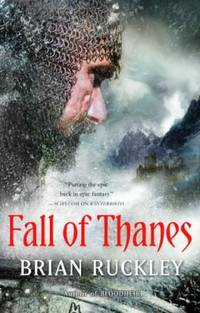 image of Fall of Thanes : The Godless World: Book Three