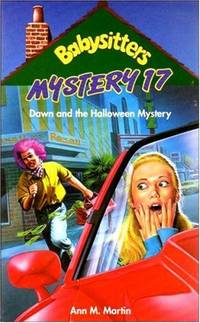 Dawn and the Halloween Mystery (Babysitters Club Mysteries)